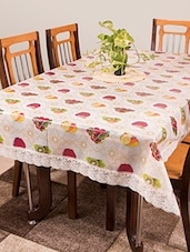 Azalea Gripper 8 Seater PVC Anti Slip Table Cover - By