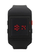 FASTRACK MEN SILICON DIGITAL BLACK WATCH - 38012PP01 -  online shopping for Men Digital watches