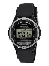 Sonata Digital Grey Dial Men's Watch - 77046PP03 -  online shopping for Digital watches