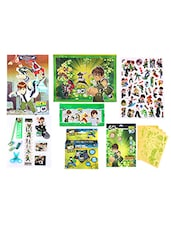 Stationary Set Of Ben 10 Can Be Use To Gift Some One Or As Return Gift - By