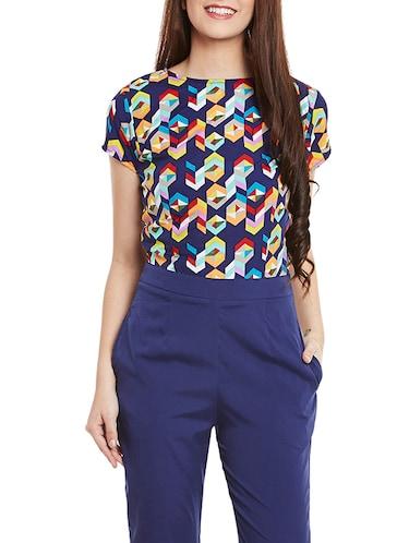 f71b688b85209 Jumpsuits For Women - Buy Romper, Short & Denim Jumpsuits at Limeroad