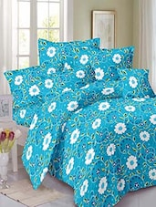 Correa's Brings Cotton Printed Double Bedsheet -  online shopping for bed sheet sets