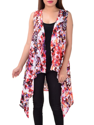 4c6e32820ed93c 750+ Capes and Shrugs - Buy Long Shrugs for Women Online in India