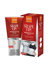 VLCC Shape Up Waist & Tummy Trim Gel (100 G) - By