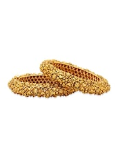 gold plated bangle -  online shopping for bangles