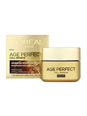 L'Oreal Paris Age Perfect Cell Renew Advanced Restoring Night Cream 50 ml (50 ml) -  online shopping for night cream