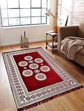 Shubh Collection of Beautyful Chenille Carpet -  online shopping for Carpets
