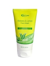 Biocare Aloevera And Lemon  Face Wash (150 Ml) - By