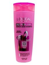L'Oreal Paris Nutri Gloss Mirror Shine Shampoo (360 Ml) - By