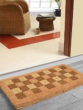 Saral Home Heavy Coir Door Mat - By