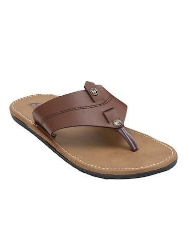 e046c080bb2f Slippers   Flip Flops for Men - Buy Leather Slippers Online in India