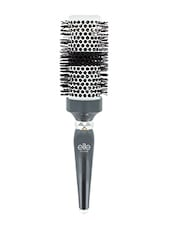 Elite Models Ceramic Round Thermal Hair Brush - Grey - By