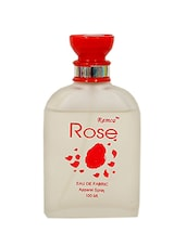 Ramco Rose Eue De Fabric Apparel Spray EDP  -  100 ml (For Boys, Girls, Men, Women) -  online shopping for perfumes
