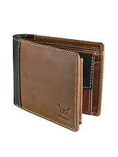 brown leather wallet -  online shopping for Wallets