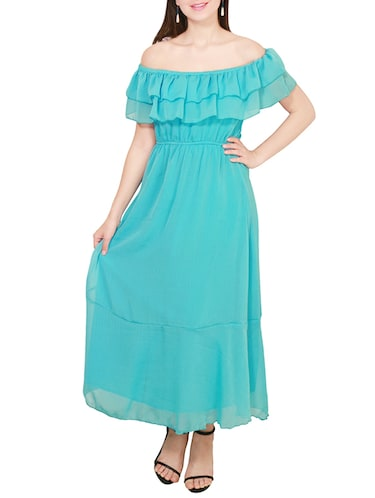 f584a5d3c Long Dresses - Buy Designer Long Dresses for Girls Online In India