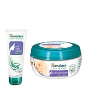 Himalaya For MoMs Anti-rash Cream 50 G  And Soothing Body Butter Cream For MoMs  Jasmine 50 Ml - By