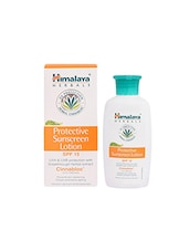 Himalaya Protective Sunscreen Lotion (Set Of 2) - By