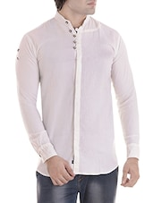 white casual shirt -  online shopping for casual shirts