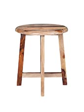 Socktail Angel's Virtue Solid wood foldable stool -  online shopping for wooden furniture