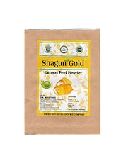 Shagun Gold 100% Natural Lemon Peel Powder 100g - By