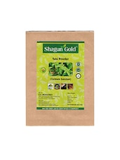 Shagun Gold Natural Tulsi Powder For Skin Pimple Free Clear Face 100 % Pack Of 2 200Gm - By