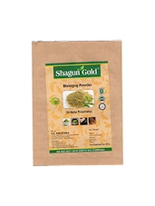 Shagun Gold 100% Natural Bhringraj Leaves Powder (Pack Of 2) 100Gm - By