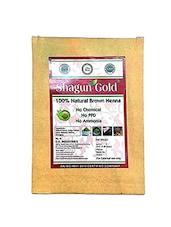 Shagun Gold Hair Color Brown 400gm - By