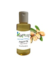 KAZIMA Argan Moroccan Cold Pressed Carrier (100ML) Pure Natural Used For Hair Growth, Hair ReGrowth, Acne, Massage - By