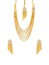 gold brass set -  online shopping for Sets
