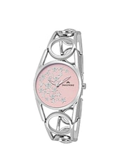 Swisstone DZL147-PNK Stainless Steel Bracelet Wrist Watch for Women -  online shopping for Analog watches