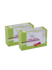 Vita Glow Skin Whitening & Anti- Acne Soap 2X135g - By