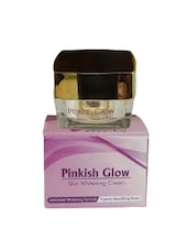 Pinkish Glow Skin Whitening Cream With Kojic And Vitamins - By