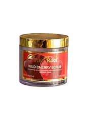 Pink Root Wild Cherry Scrub -  online shopping for scrub