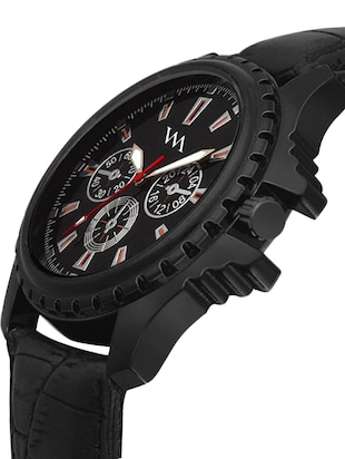 Watch Me Gift Combo Set of Analog Watches for Men and Boys WMC-004-AWC-009-AWC-001 - 14393750 - Standard Image - 3