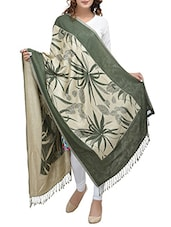 green viscose shawl -  online shopping for shawls