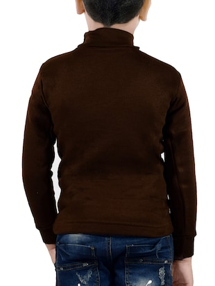 brown cotton thermal - 14412112 - Standard Image - 3