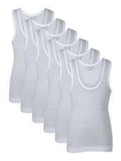 white cotton vest -  online shopping for vests