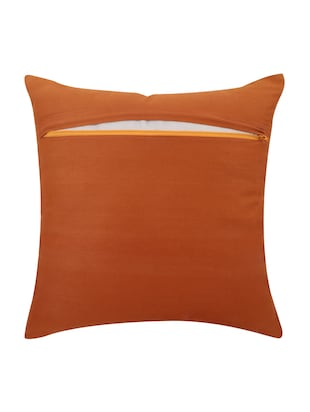 Cotton Single Rajasthani Traditional Cushion Cover By Rajrang - 14425292 - Standard Image - 3