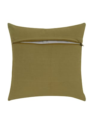 Cotton Single Rajasthani Traditional Cushion Cover By Rajrang - 14425294 - Standard Image - 3