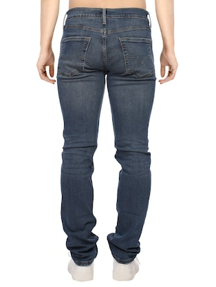 blue denim ripped jeans - 14429450 - Standard Image - 3