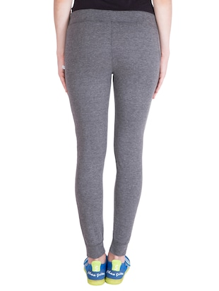 grey cotton track pants - 14432423 - Standard Image - 3
