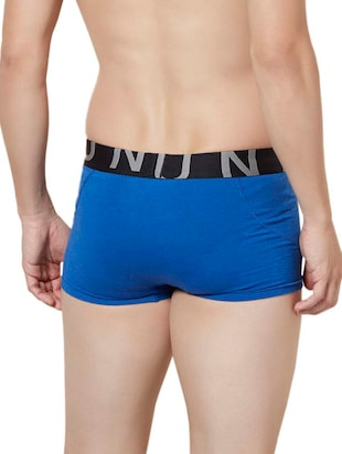 Red and blue  cotton trunks - 14434510 - Standard Image - 3