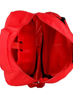 red canvas bag - 14438339 - Standard Image - 3