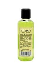Khadi Neem & Aloe Vera Shampoo - By