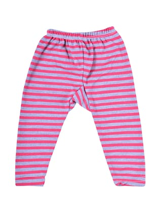 multi colored cotton blend pyjamas - 14476249 - Standard Image - 6