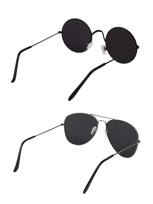 Abner set of 2 full rim Sunglasses - 14476346 - Standard Image - 3