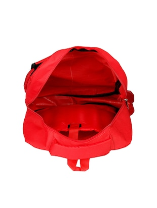 red canvas bag - 14479087 - Standard Image - 3