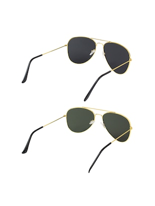 Abner Combo of two sunglasses - 14480598 - Standard Image - 3