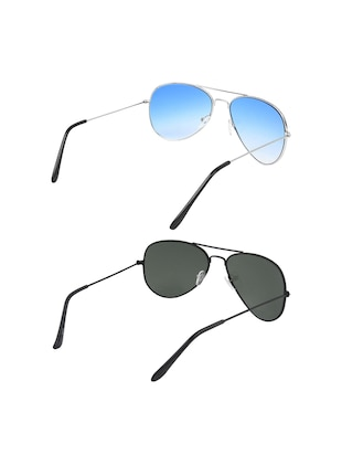 Abner Combo of two sunglasses - 14480632 - Standard Image - 3