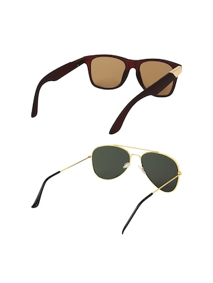 Abner Combo of two sunglasses - 14480653 - Standard Image - 3